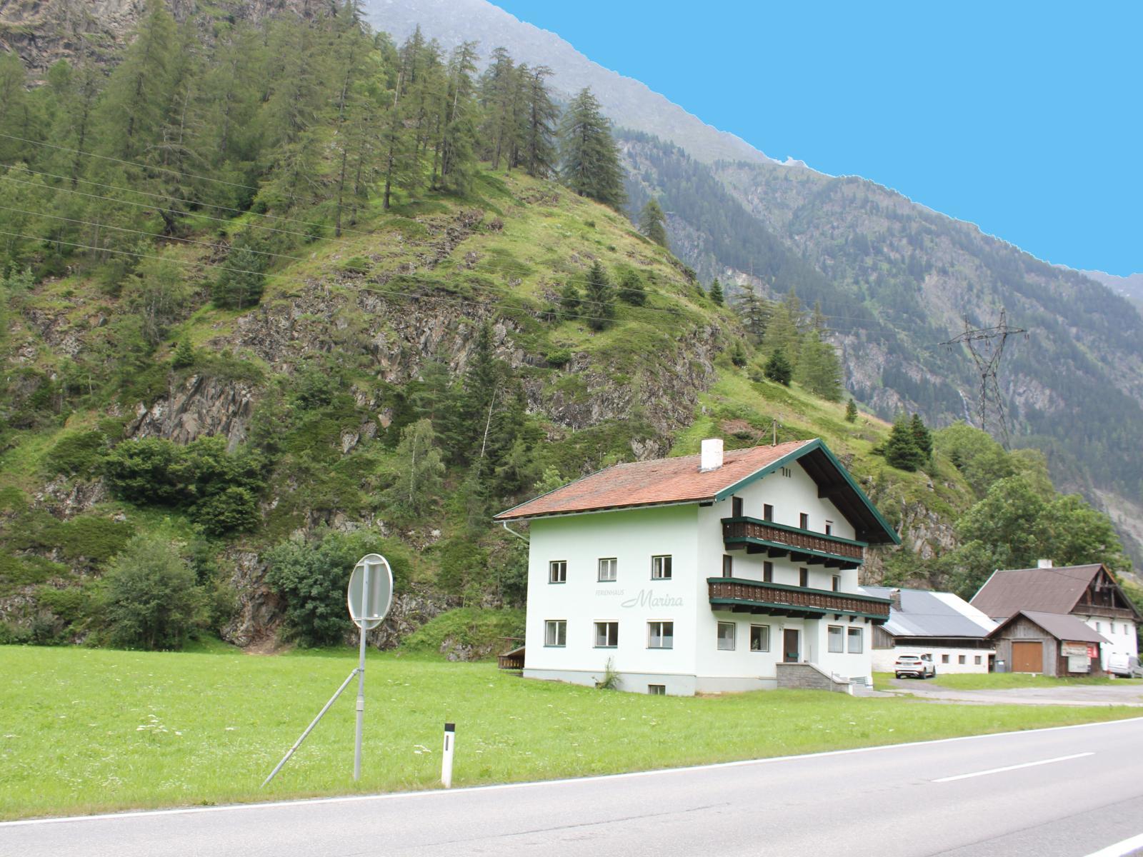 Gruppenhaus Ötztal - 28 Personen