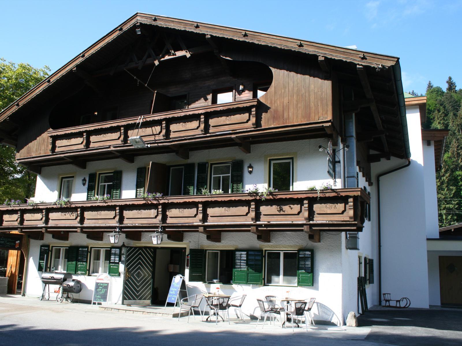 Gruppenhaus Itter Grieswirt - 30 Personen