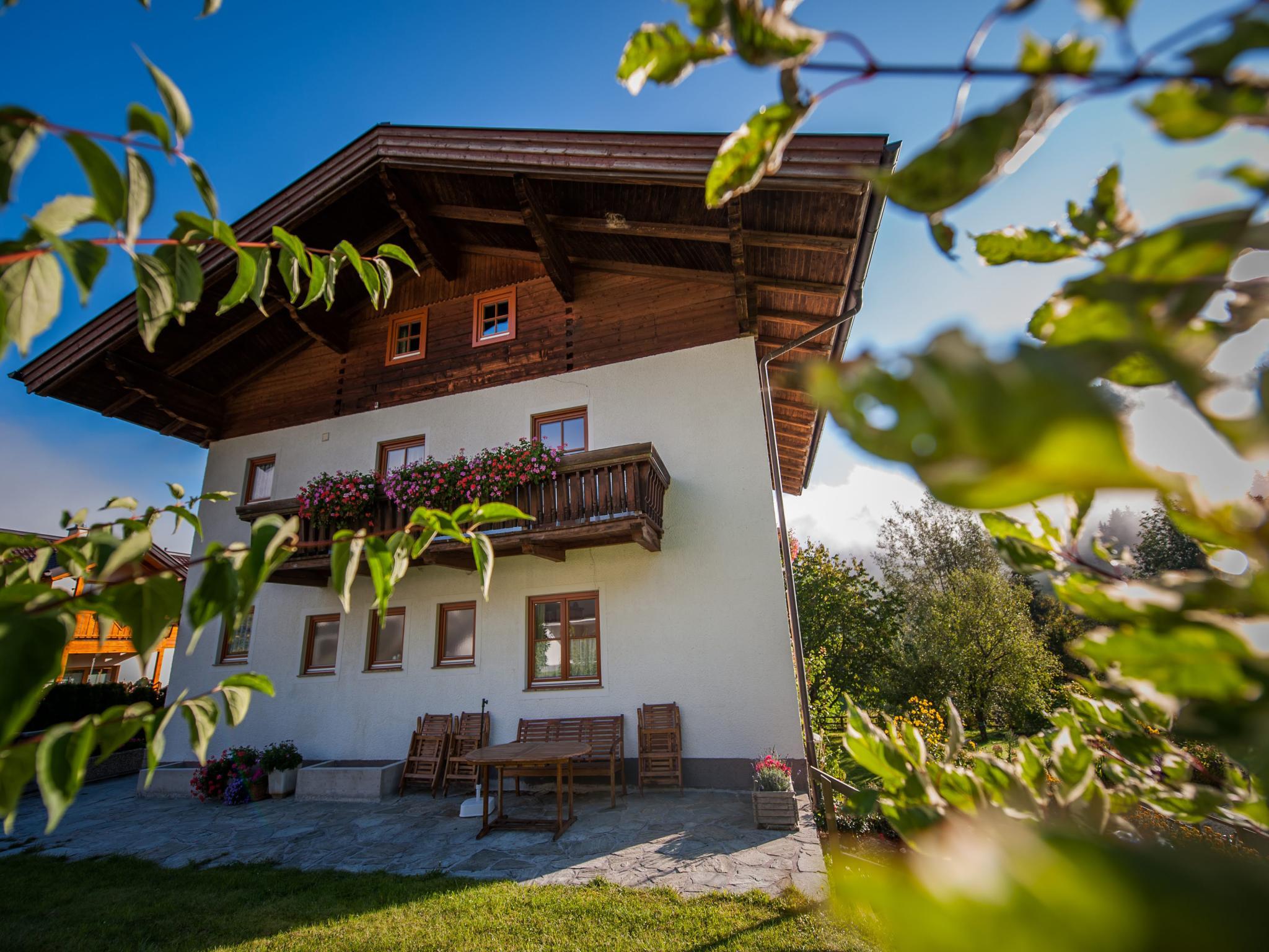 Pistenblick Forstau Salzburgerland