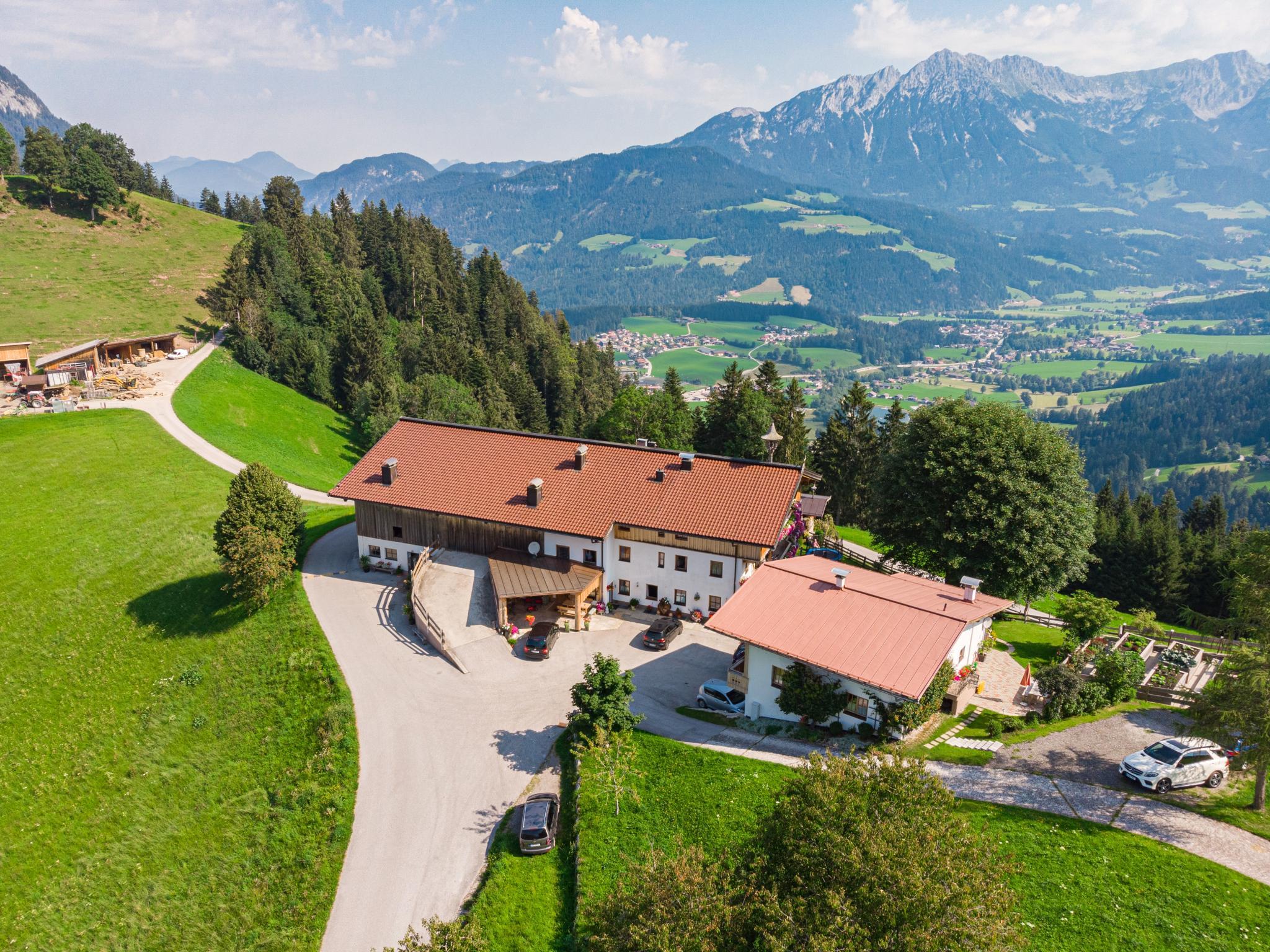 Salvenberg IV und V Tirol