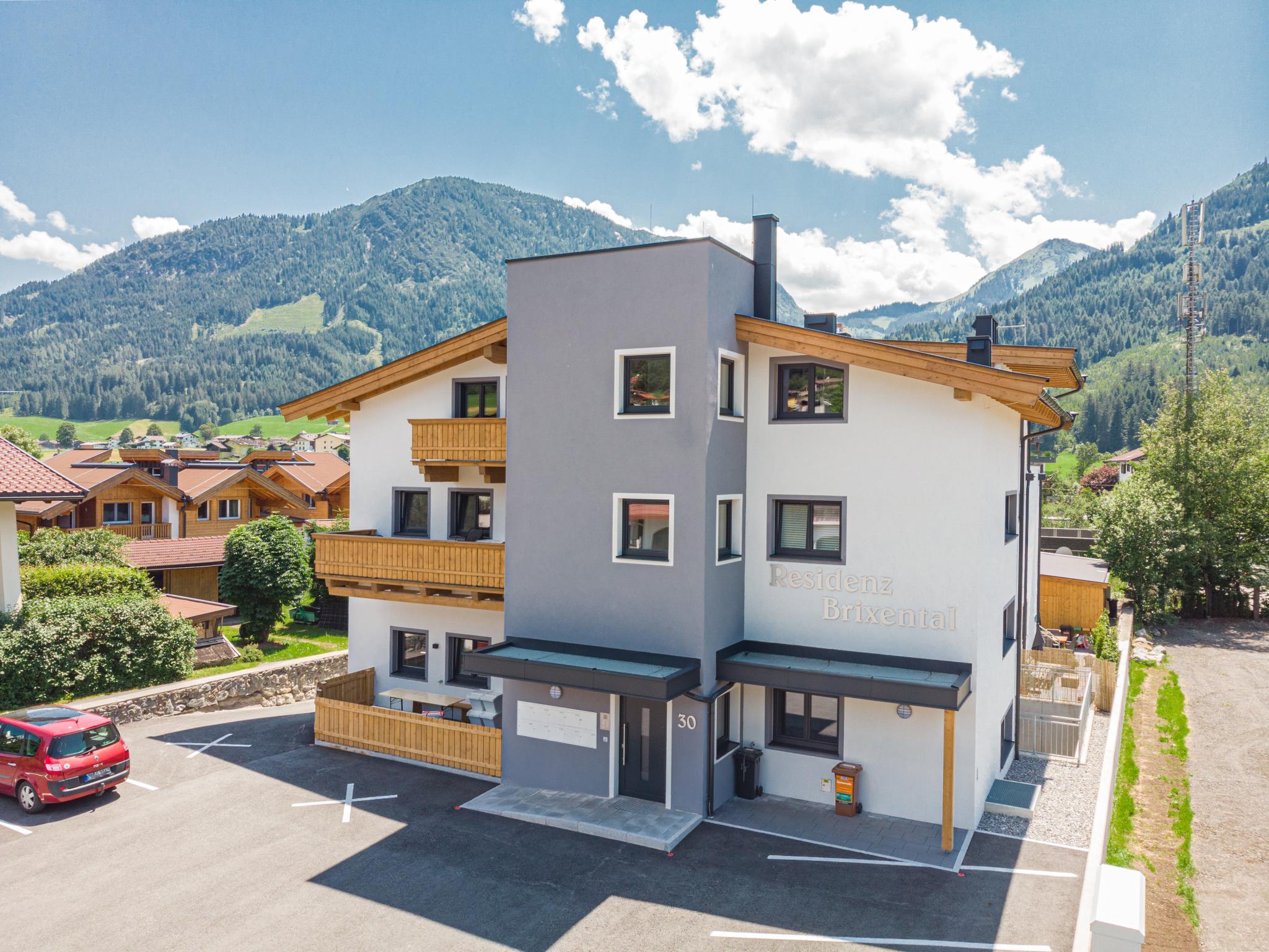 Haus Brixental T 4 Tirol