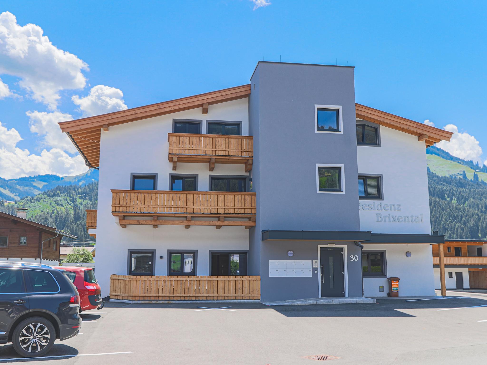 Haus Brixental T 8 Tirol