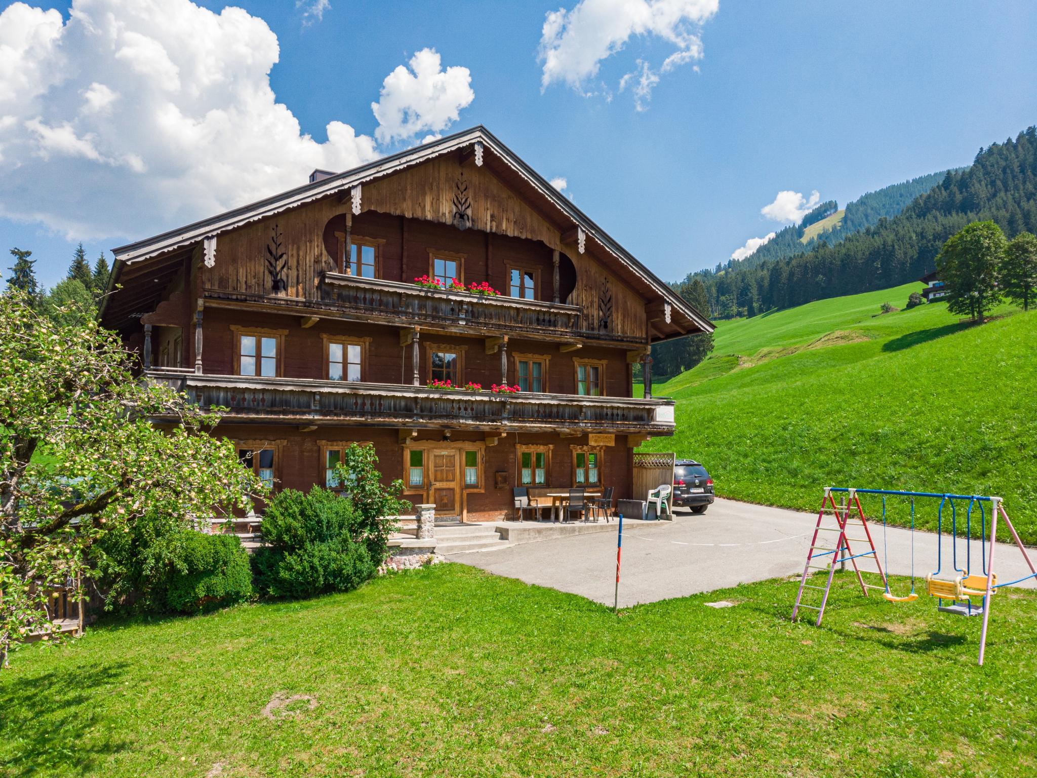 Achenberg Groß Tirol
