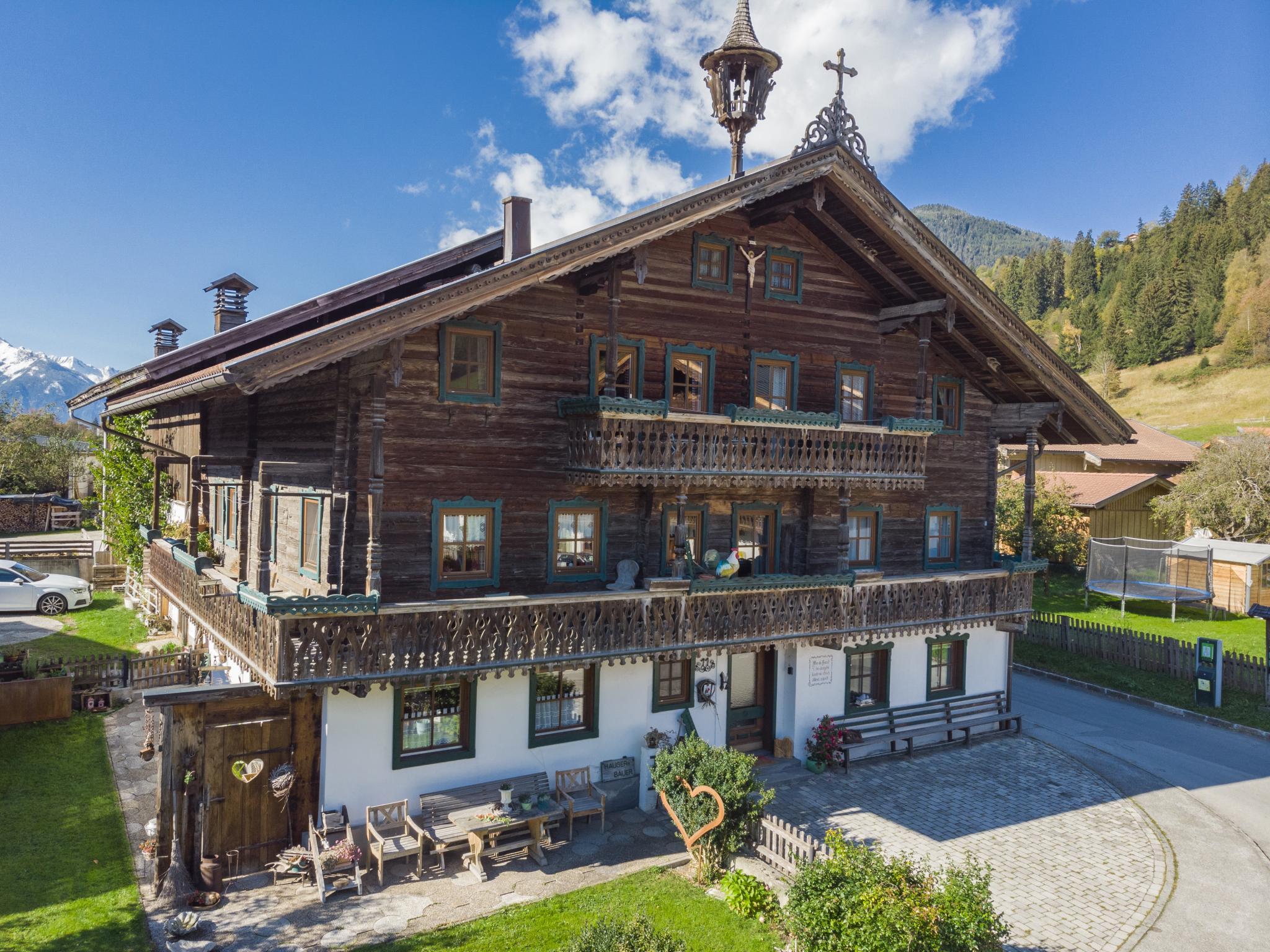 Der Hauserbauer Bramberg Salzburgerland