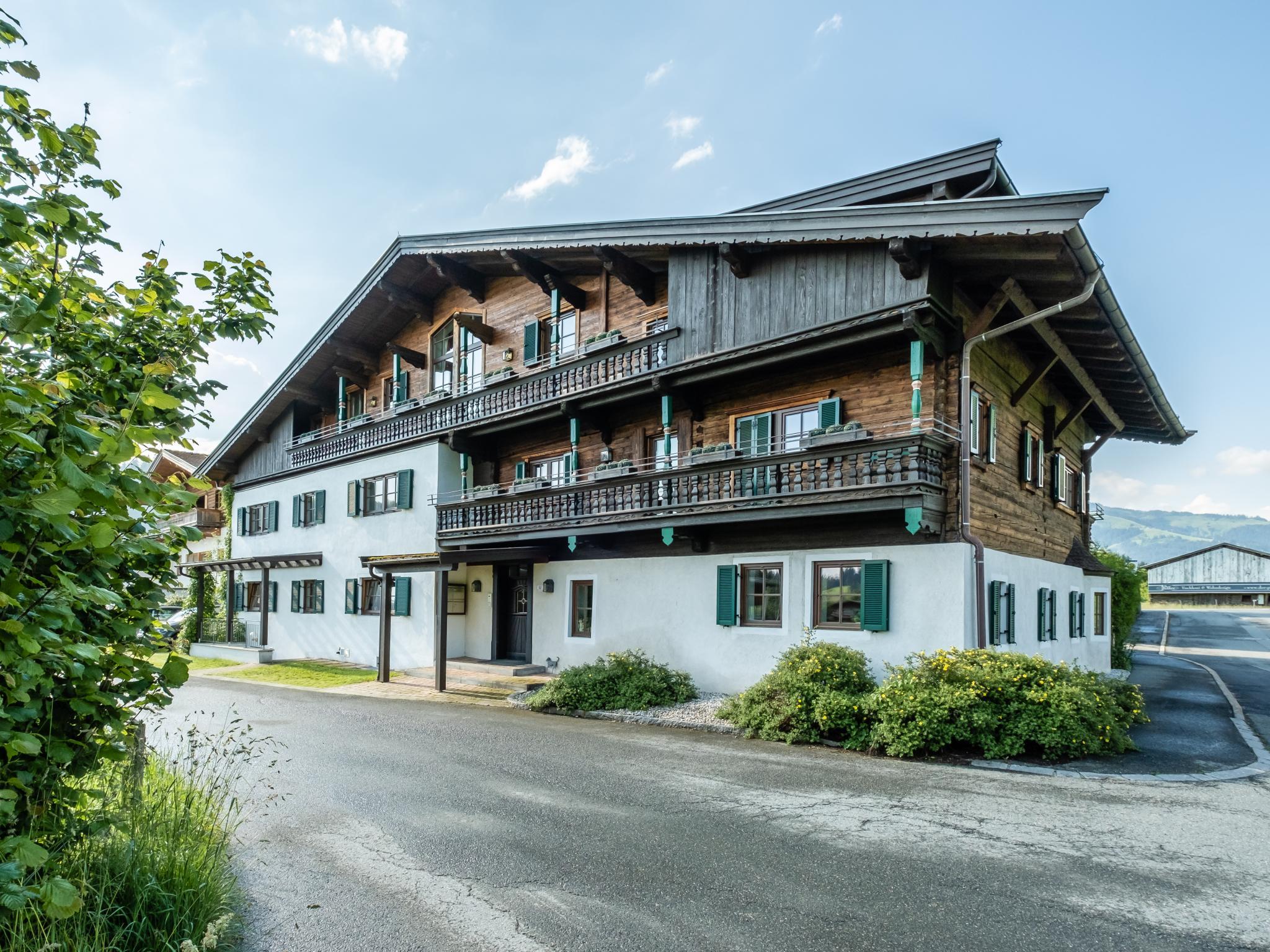 Kaiserblick Tirol