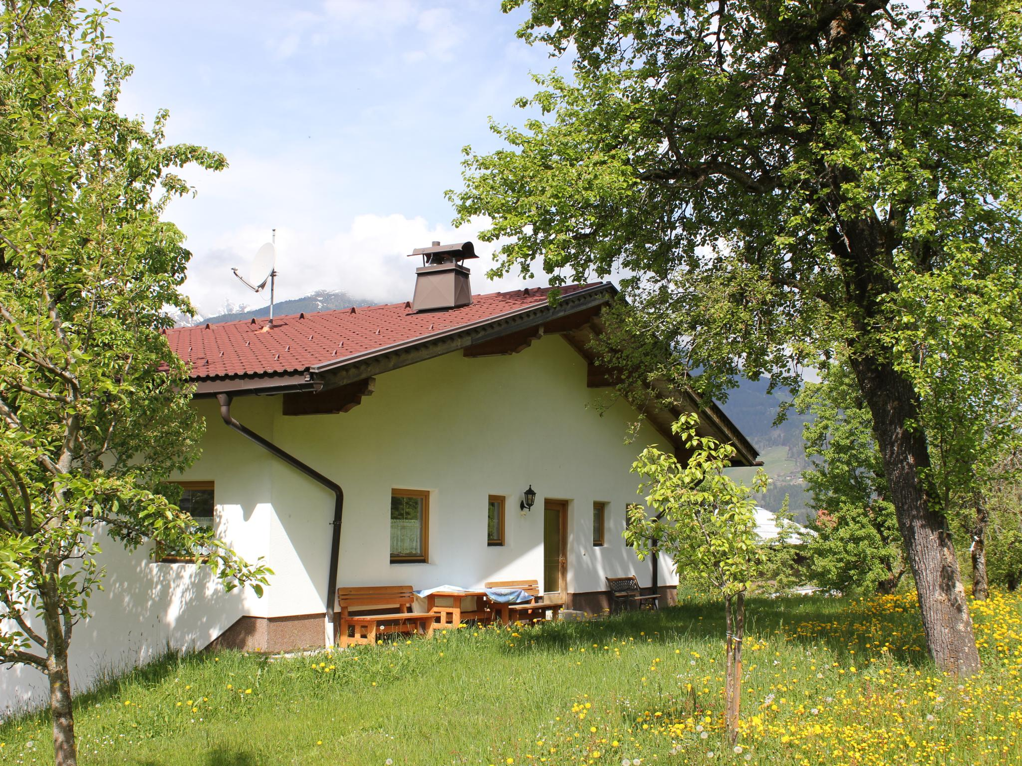 Chalet Blaserhof Tirol
