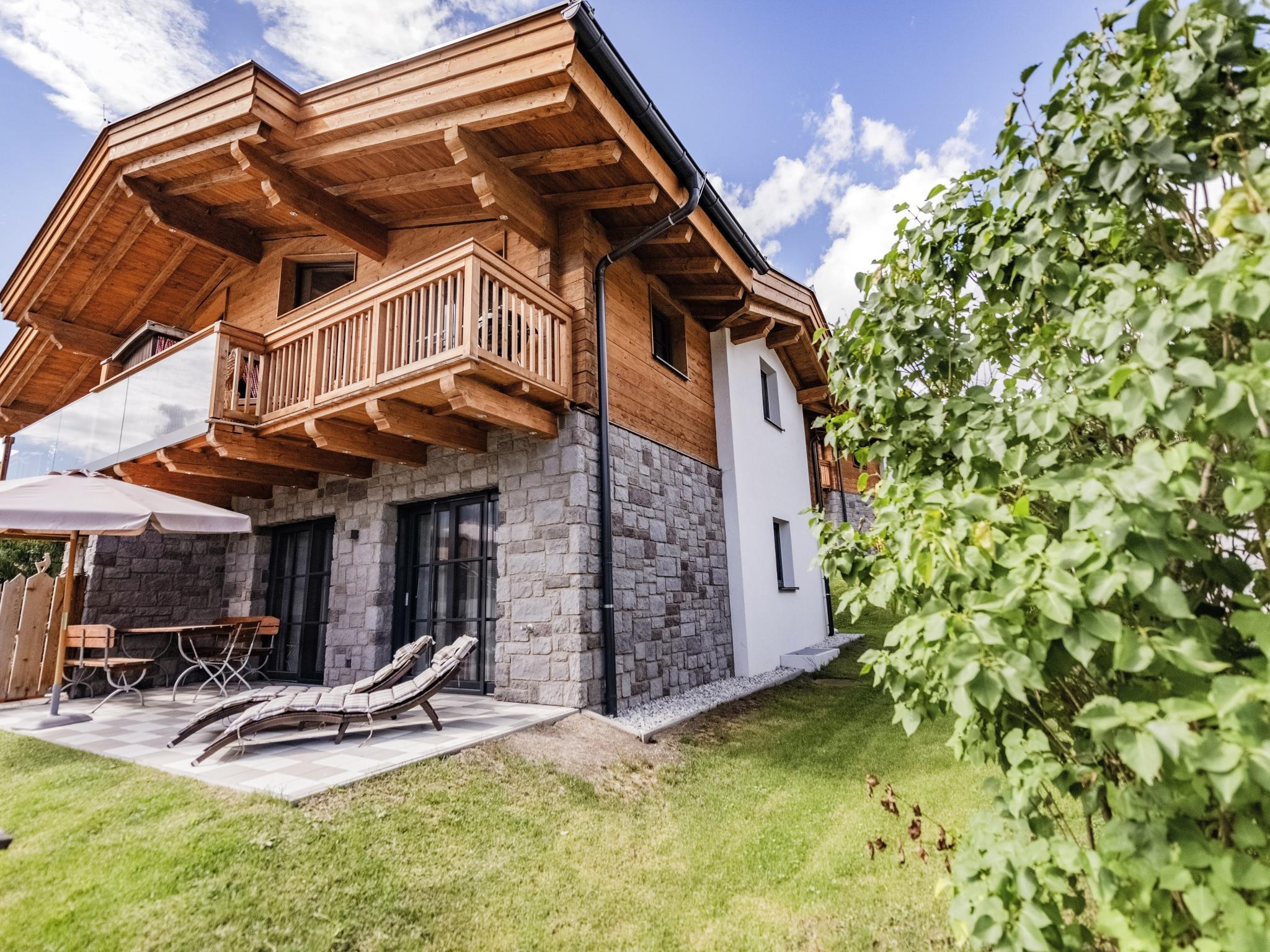 Green Garden Lodge B1 Walchen Kaprun Salzburgerland