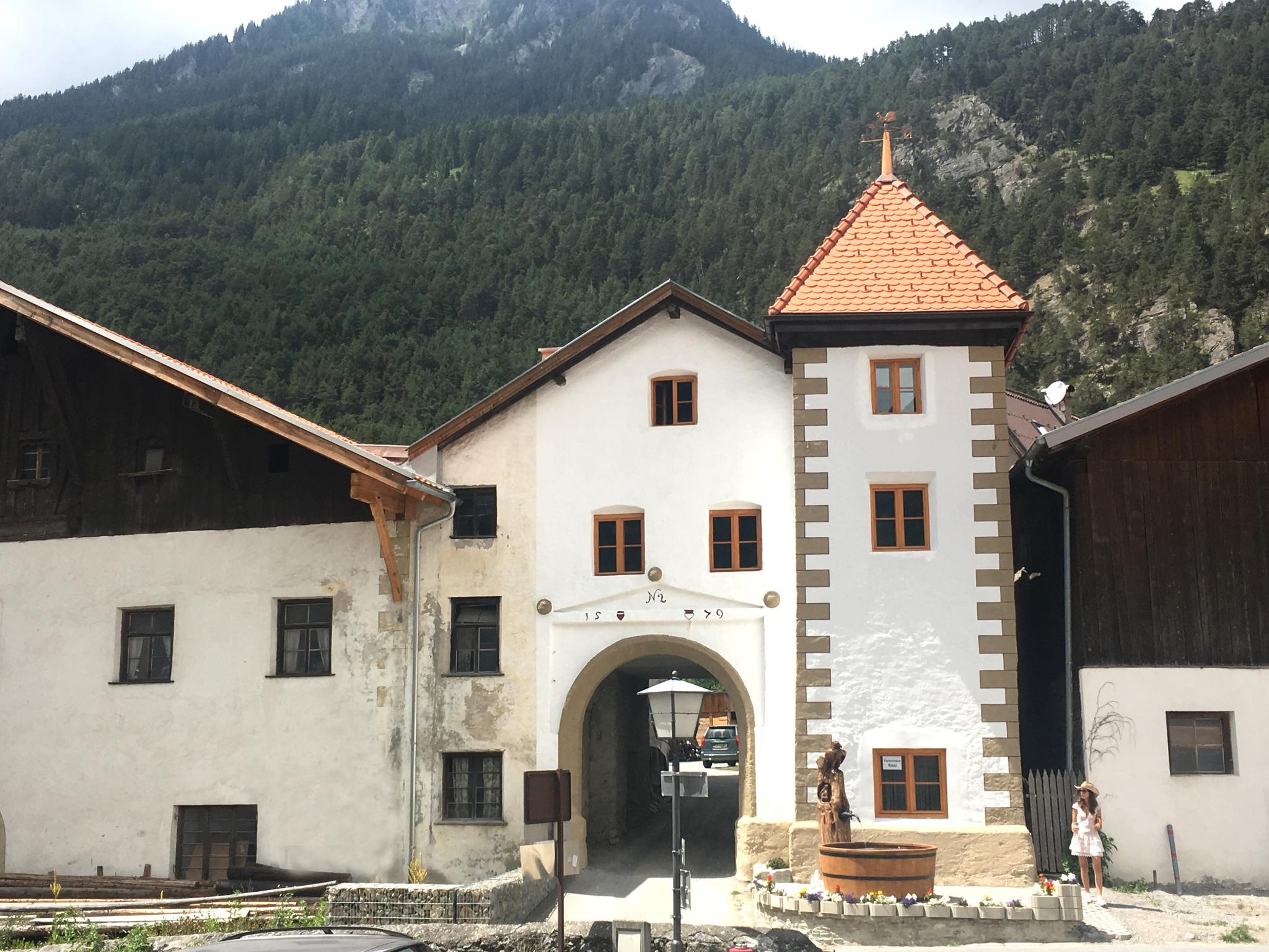 Schloss Sissi Tirol