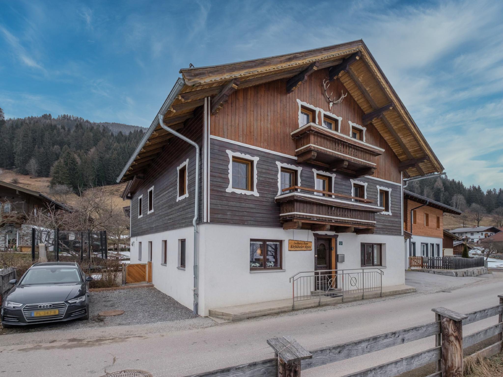Kitzbueheler Alpen L Salzburgerland