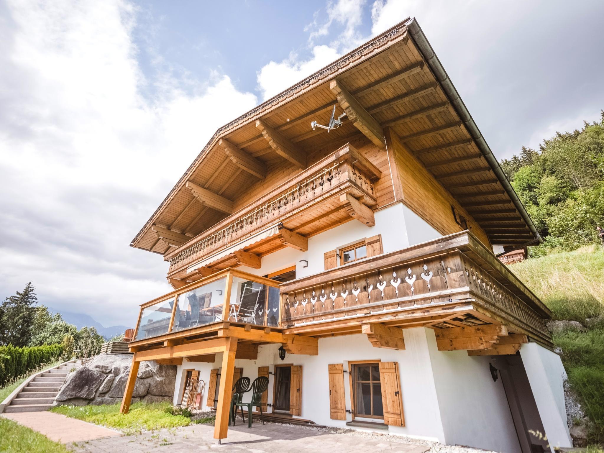 Chalet Bella Vista XL Salzburgerland