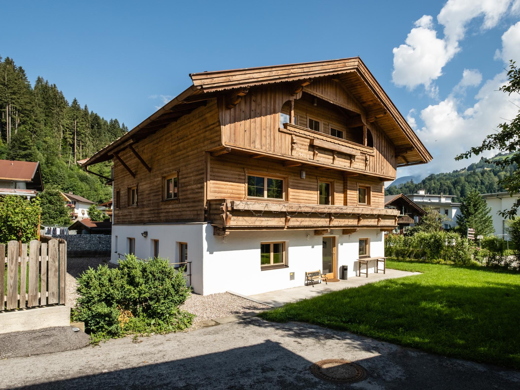 Alte Muehle im Brixental Tirol