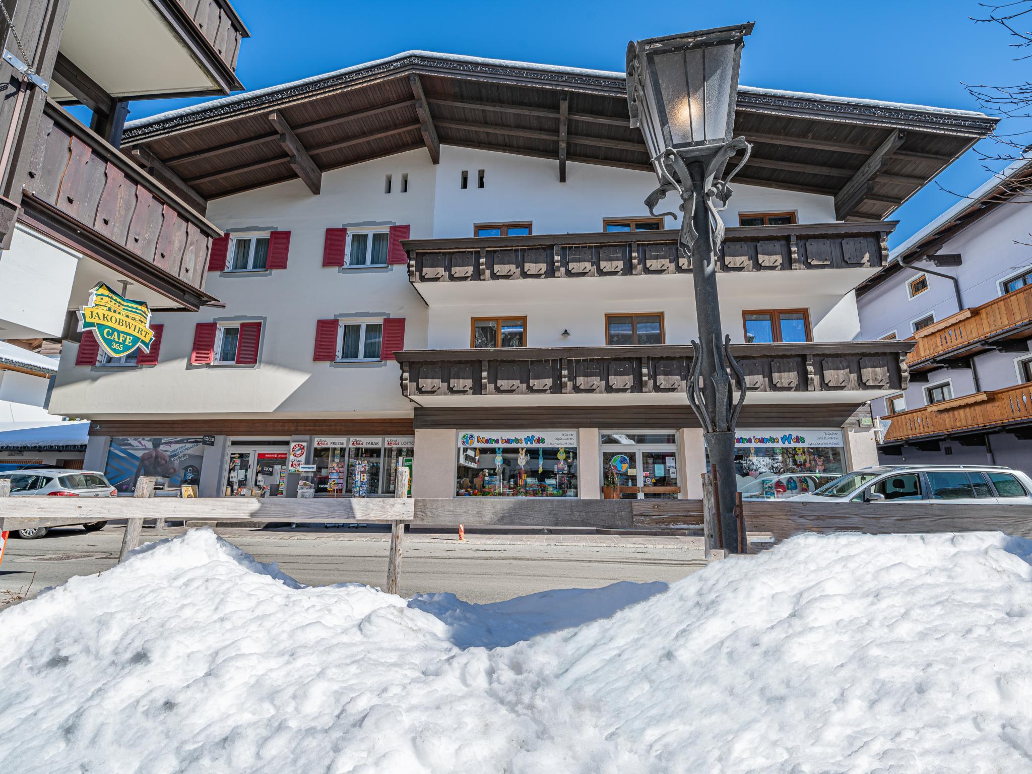 Penthouse Janita Tirol