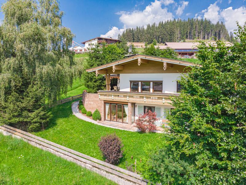 Luxuriöse Villa direkt auf der Skipiste in S& Villa in Österreich