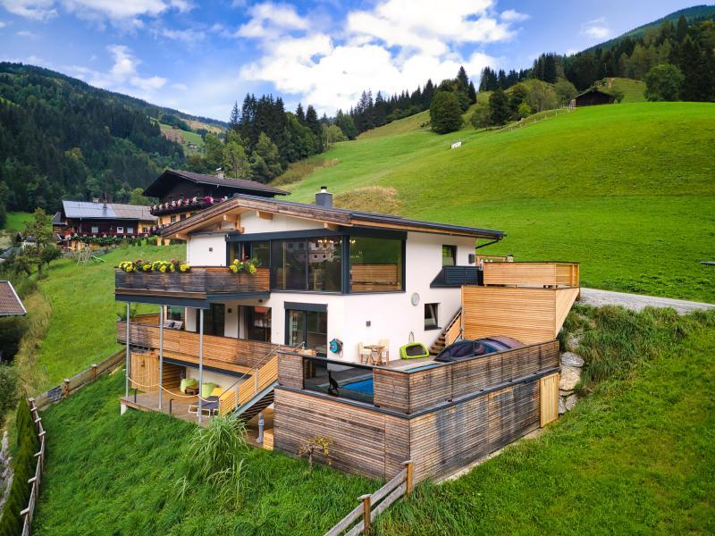 Exklusive Villa mit Sauna Jacuzzi Schwimmbad N&aum Villa in Österreich
