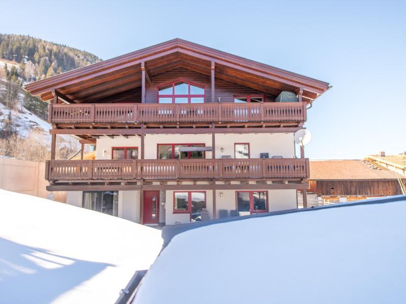 Modernes Ferienhaus in idealer Lage in Pistenn&aum Ferienwohnung in Österreich